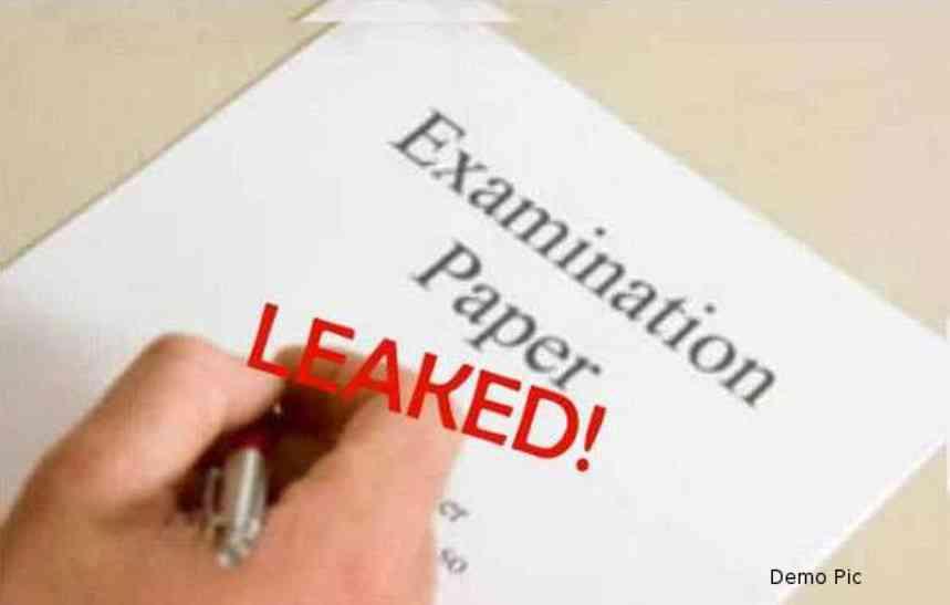 paper leak case