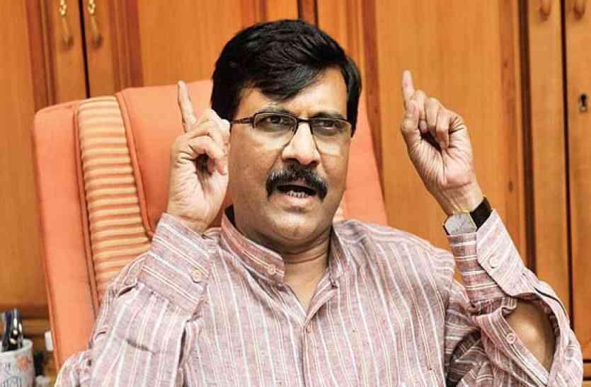 भगवान राम नाराज हो गए, इसलिए BJP तीनों लोकसभा सीट हारी: शिवसेना