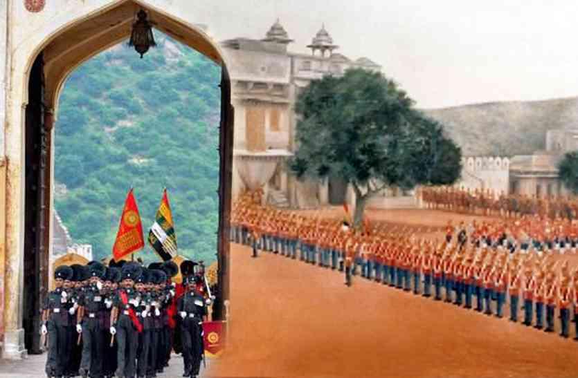 राजस्थान की इस रियासत की बनी सेना, आज देश के लिए कर रही अद्वितीय शौर्य का प्रदर्शन