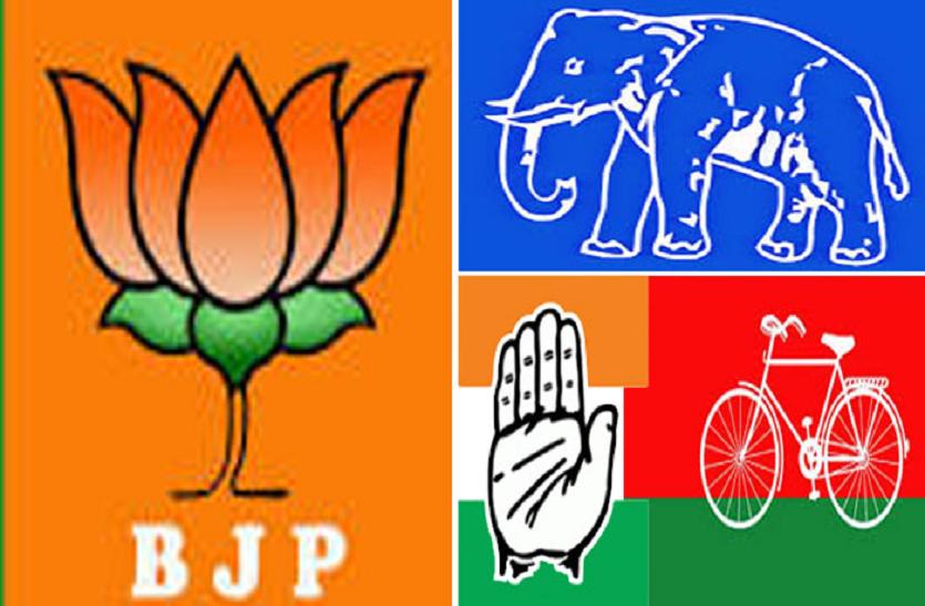 फुलपुर-गोरखपुर सीटों पर वोटों की गिनती शुरू, दोनों ही सीटों पर ये पार्टी आगे