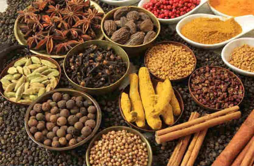 राजस्थानी मसालाें की विदेशाें में बढ़ी मांग, बढ़ रहा है विदेशी खाने का जायका