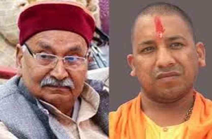 पूर्वांचल के बड़े बाहुबली हरिशंवर तिवारी के हाता पर सीएम योगी ने पड़वाया था छापा, गोरखपुर चुनाव में दरक गया किला