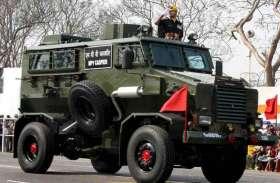 खतरनाक बमों, बारूद से सैनिकों को बचाएगा ये विशेष वाहन, यहां हो रहे तैयार