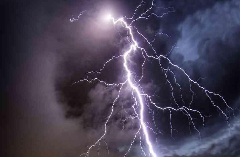 स्थानीय मौसम तंत्र सक्रिय पश्चिम में अंधड़— बौछारें गिरने का अनुमान