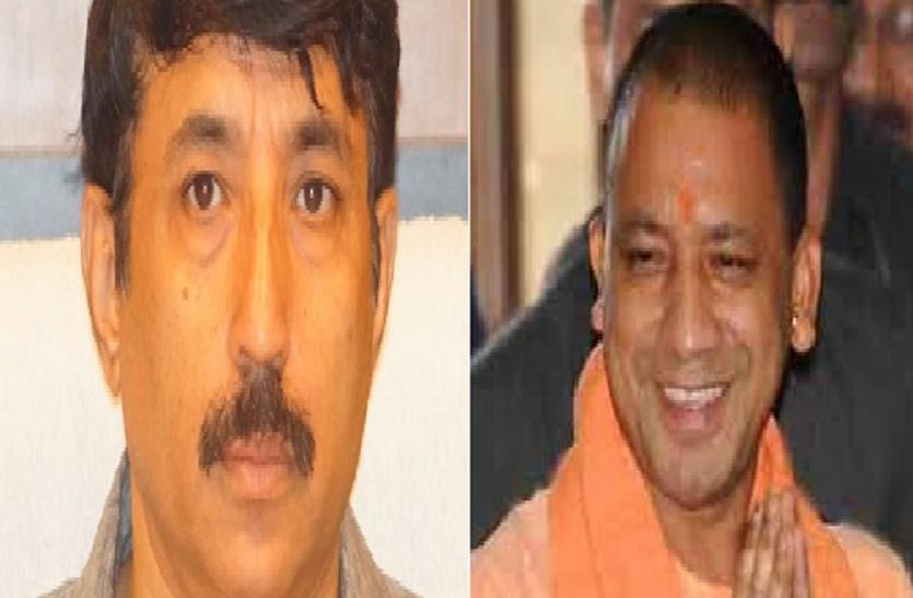 #by election result : जानिए गोरखपुर के डीएम राजीव रौतेला के बारे में, सीएम योगी ने हाईकोर्ट के आदेश के बाद भी नहीं की कार्रवाई