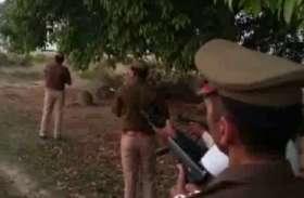 गोरखपुर में फिर एनकाउंटर, एक बदमाश को लगी गोली