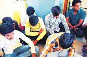 RBSE 10वीं बोर्ड परीक्षा 2018 : नागौर में शिक्षक ने थोड़ा सा दिमाग लगाया तो पकड़े गए सीकर-झुंझुनूं के 8 मुन्नाभाई छात्र