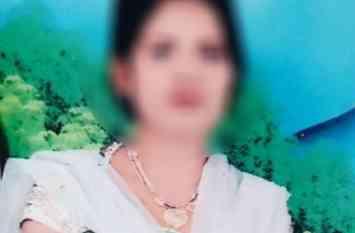 दलित युवती की गेंहू के खेत में मिली लाश, रेप के बाद हत्या की आशंका