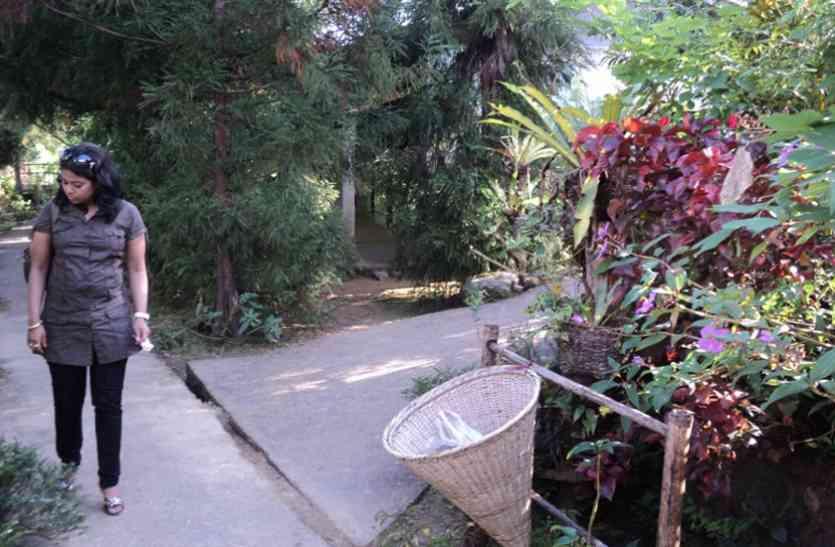 भारत में है एशिया का सबसे स्वच्छ गांव, सड़क पर थूकने पर भी है बैन