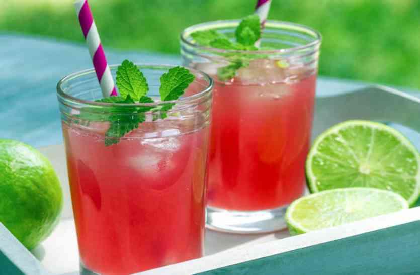 Summer Special Drinks Recipes In Hindi Cold Drinks Recipe - ये 7 ड्रिंक  गर्मी में रखेंगे आपको हर वक्त कूल, यहां पढ़ें चिकित्सकों की राय | Patrika  News
