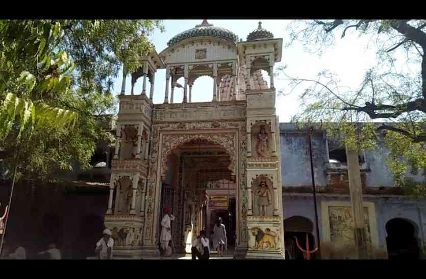राजस्थान का एक ऐसा मंदिर जहां धूम्रपान करने पर शक्ति माता हो जाती है, नाराज..भुगतना पड़ता है, खामियाजा...आखिर क्या है इसके पीछे की परम्परा पढ़िए यह ख़बर