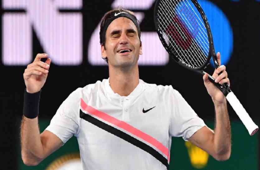 ATP Ranking: फेडरर शीर्ष स्थान पर बरकरार, डेल पोट्रो ने लगाई लंबी छलांग