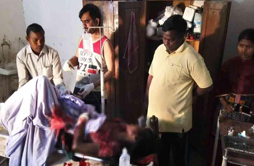 Breaking News : विधवा महिला से 3 बार दुष्कर्म फिर चाकू से ताबड़तोड़ किया हमला, बोरा ओढ़कर रातभर लेटी रही अद्र्धनग्न