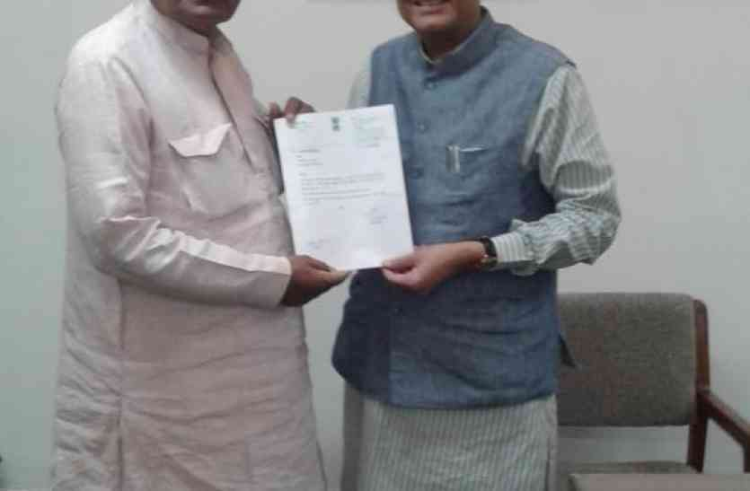 बड़ी खबर: रीवा से मिर्जापुर नई रेलवे लाइन , रेलमंत्री की बनी सहमति
