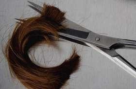 युवती के कान, अंगूठा व बाल काट कर छोड़ा