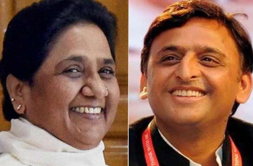 अखिलेश ने मायावती को दिया रिटर्न गिफ्ट, सौंपी सपा के 9 विधायकों की सूची