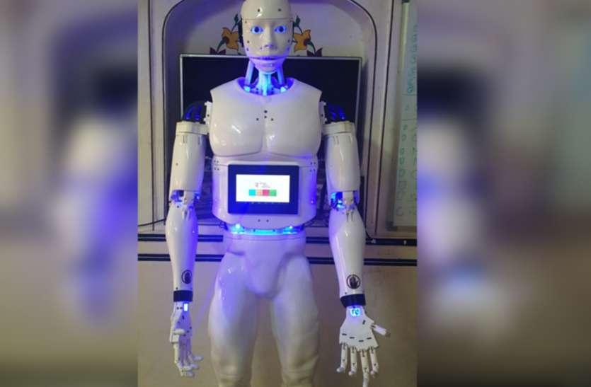 जयपुर में यहां अब स्मार्ट 'रोबोट' करेगा आपका स्वागत
