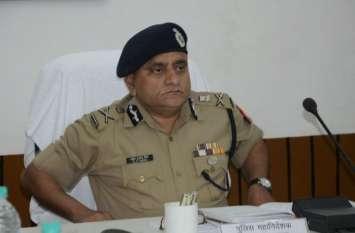 यूपी डीजीपी का फेक ट्वीटर हैंडल बना अधिकारियों को दे रहा था निर्देश, फिर...