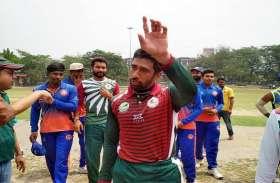 ऋद्धिमान साहा की तूफानी बल्लेबाजी में उड़े सारे रिकॉर्ड, महज 20 गेंदों में ठोका शतक