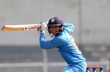 मंधाना ने मात्र 25 गेंदों में लगाया अर्धशतक, टीम इंडिया ने बनाया T20 में अपना सर्वश्रेष्ठ स्कोर