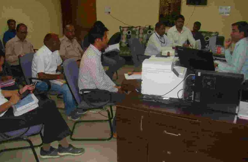 20 सूत्री कार्यक्रम क्रियान्वयन में प्रतापगढ़ जिला प्रदेशभर में अव्वल