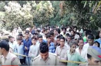 UP में जंगल राजः शादी से ठीक पहले ही एक मुस्लिम युवक को पीट-पीटकर पेड़ से लटकाया