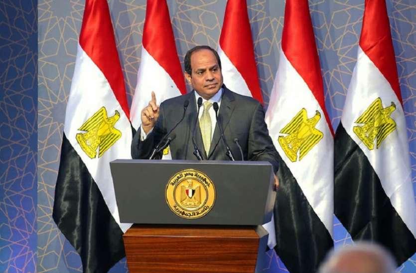 मिस्र में शुरू हुई राष्ट्रपति चुनाव की जंग, जानिये क्यों तय मानी जा रही है सीसी की जीत