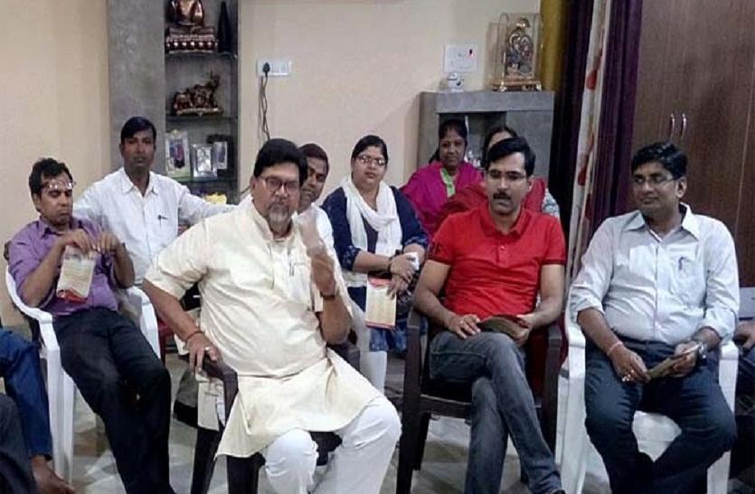 जौनपुर में आयोजित सेमिनार को ऐतिहासिक बनाने की तैयारी में जुटे चिकित्सक