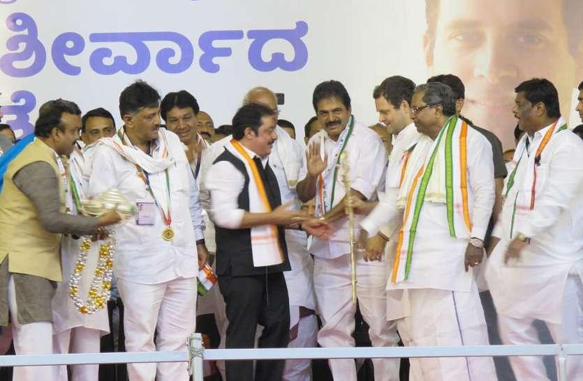 कांग्रेस में शामिल हुए जद (ध) के 8 पूर्व विधायक