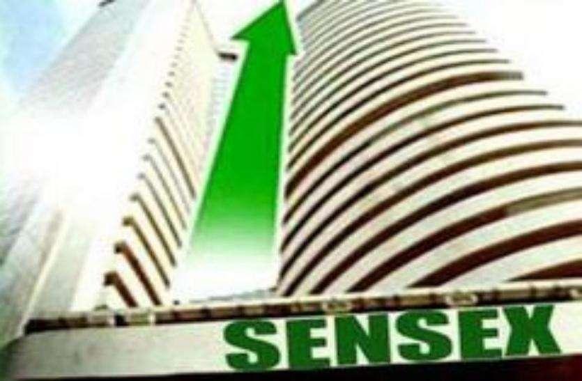 नई रिकॉर्ड ऊंचाई पर शेयर बाजार