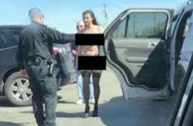 मॉल के बाहर मॉडल ने इस हालत में कराया फोटोशूट, फोटोग्राफर समेत गिरफ्तार