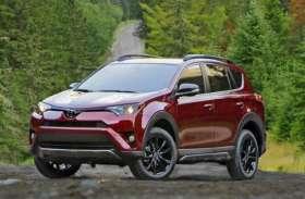 टोयोटा की नई RAV4 एसयूवी का हुआ खुलासा, जानें खास बातें