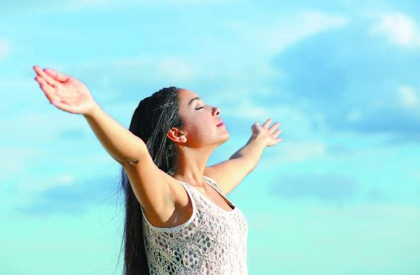 गहरी सांसों से गुपचुप हो जाते हैं यह 7 बड़े बदलाव