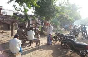 शरारती तत्वों ने तोड़ी राजा सुहेल देव की प्रतिमा, गांव में तनाव