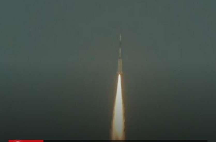 इसरो की एक और उड़ान, संचार उपग्रह GSAT-6A सफलतापूर्वक लॉन्च