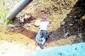 बोलेरो की टक्कर से बाइक सवार युवक की मौत,मृतक पुलिसकर्मी का पुत्र था