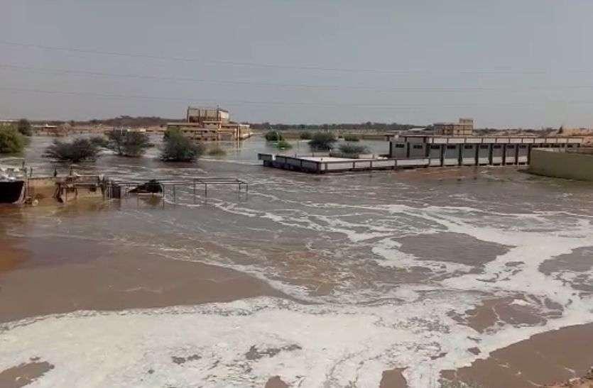 Image result for महाराष्ट्र में बांध टुटने से एक दर्जन गांव बहे
