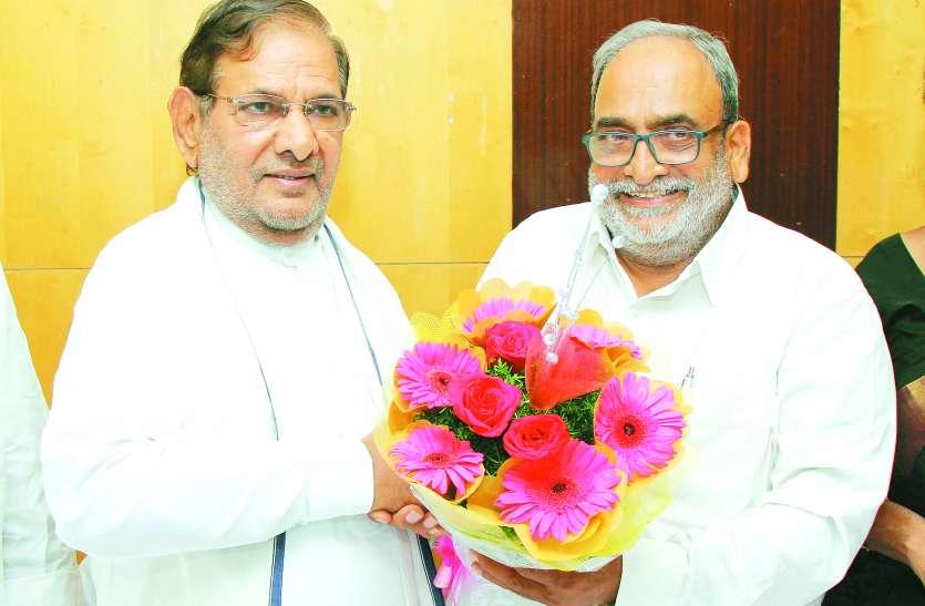 कर्नाटक में जद यू करेगा कांग्रेस का समर्थन : यादव