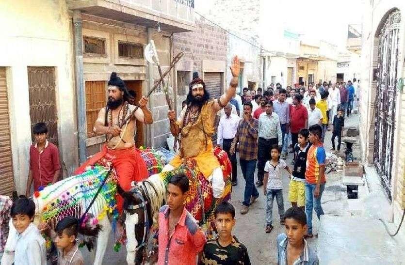 JAISALMER NEWS- परशुराम जयंति को लेकर लामबंद हुआ ब्राह्मण समाज, करेंगे ऐसा कुछ