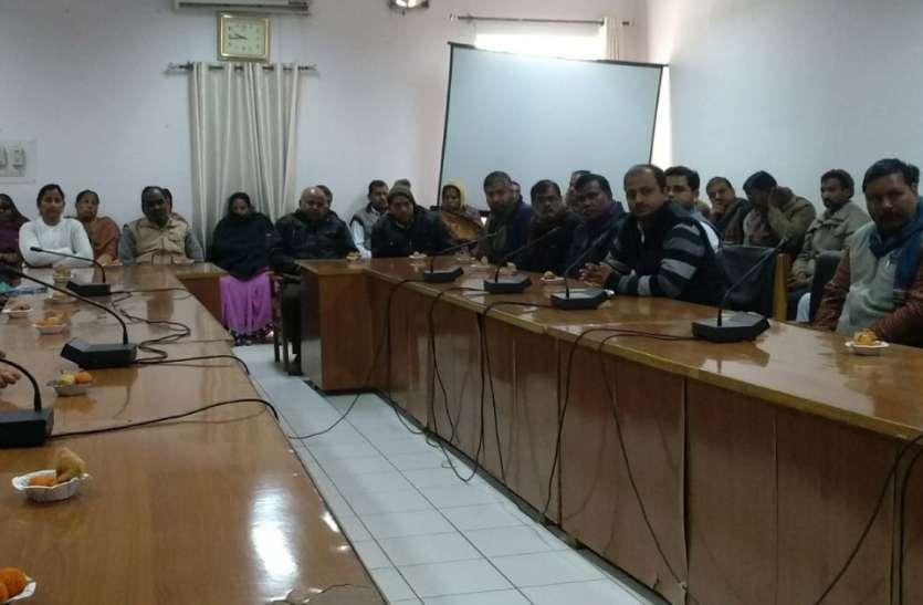 आजमगढ़ बीडीओ थप्पड़ कांड की गूंज पहुंची मिर्जापुर