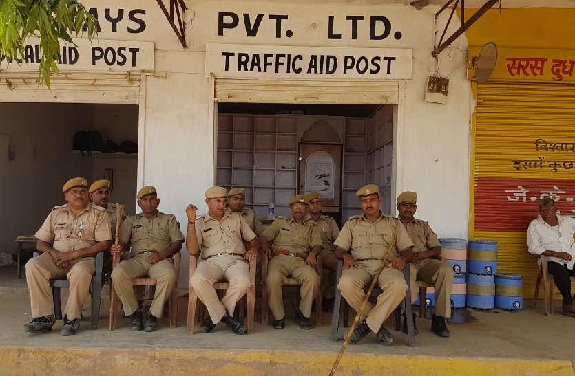 कुशलपुरा टोल मामले में 14 जनों को जेल भेजा