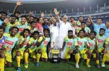 SANTOSH TROPHY FINAL: स्ट्राइकर कप्तान बने गोलकीपर, फिर भी 33वां खिताब नहीं जीत सकी बंगाल
