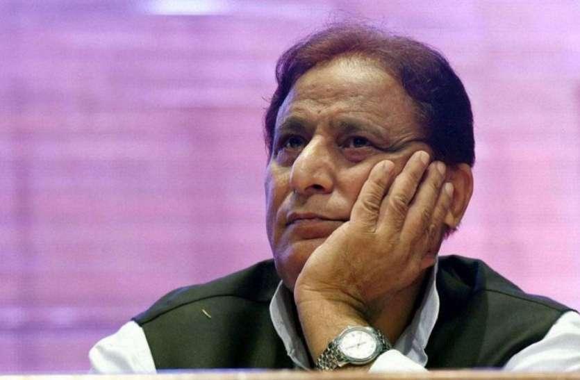 आजम खान के खिलाफ कसा शिकंजा, पिता-पुत्र कभी भी जा सकते हैं जेल