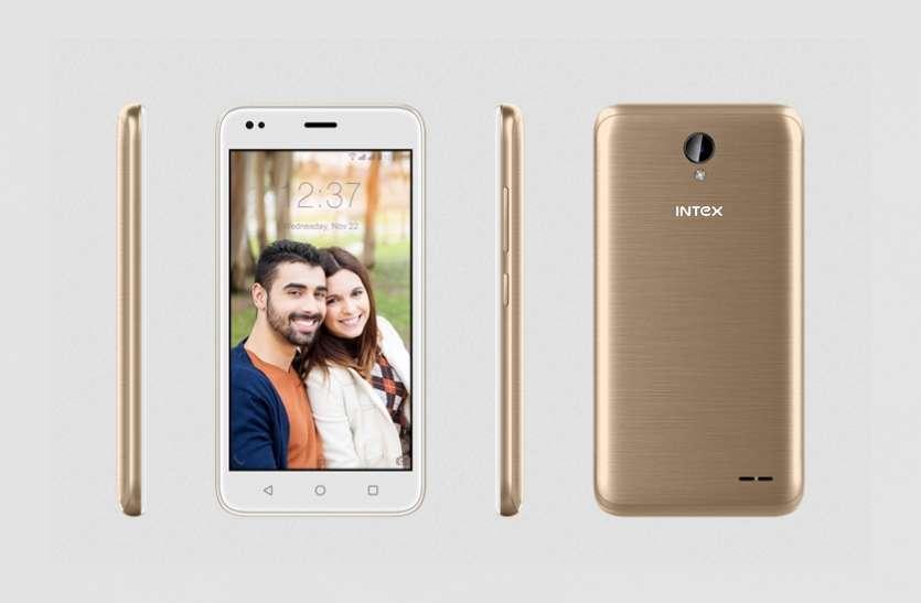 एयरटेल ऑफर के साथ Intex ने लॉन्च किए दो सस्ते स्मार्टफोन्स