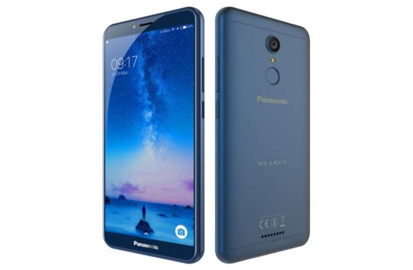 Panasonic ने उतारा IPS डिस्प्ले वाला बजट स्मार्टफोन, इससे है टक्कर