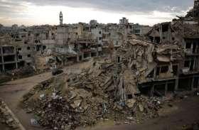 सीरिया: बड़ी संख्या में आईएस आतंकियों का आत्मसमर्पण, ढहने वाला है आखिरी किला, देखें तस्वीरें