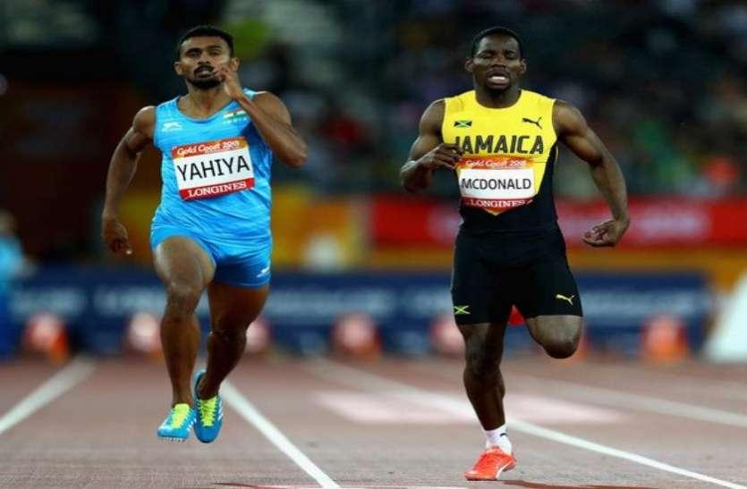 CWG 2018: मिल्खा सिंह के कदमों पर अनस, 400 मीटर फाइनल में उनसे आज पदक की उम्मीद