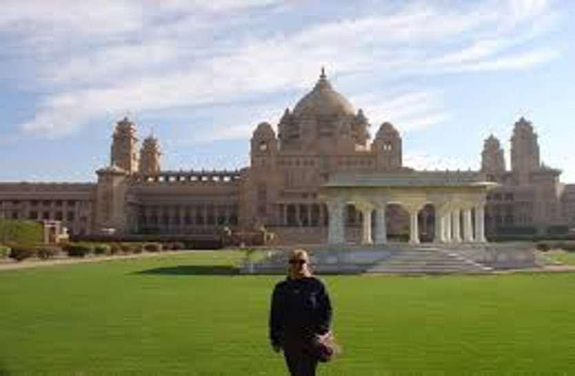 वर्ल्ड हेरिटेज डे स्पेशल :ताजमहल और उम्मेद भवन पैलेस में है यह समानता