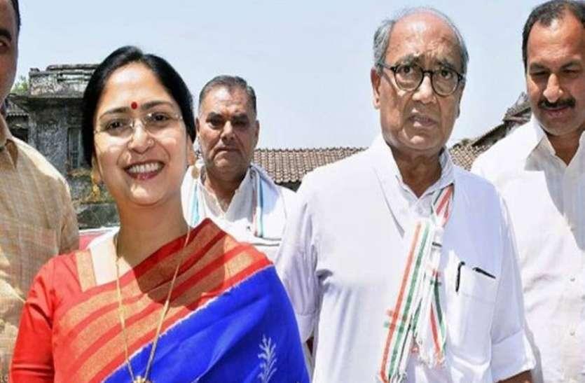 बड़ी खबर : सोनिया-राहुल से मिलेंगे दिग्विजय सिंह... अब शुरू होगी राजनीति की नई पारी