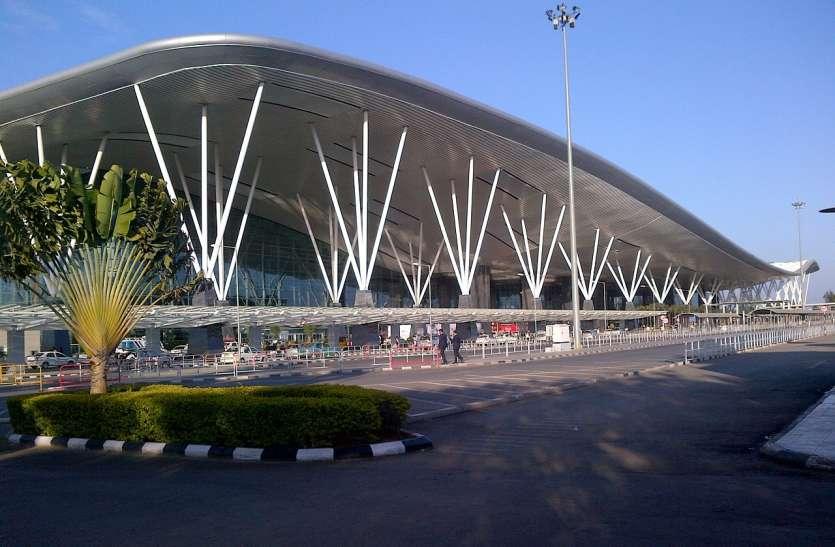 बेंगलूरु ने बनाया हवाई यात्रियों का नया रिकॉर्ड